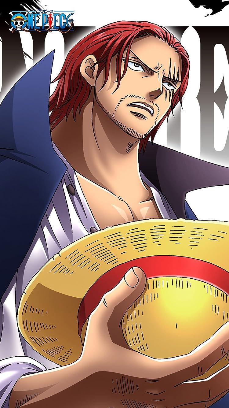 One Piece シャンクス 赤髪のシャンクス Iphone8 7 6s 6 750 1334