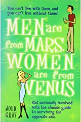 MEN ARE FROM MARS, WOMEN ARE FROM VENUS ペーパーバック