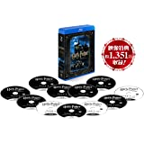 ハリー?ポッター ブルーレイ コンプリート セット 特典ディスク付(初回生産限定/11枚組) [Blu-ray]