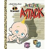 Jack-Jack Attack (Disney/Pixar The Incredibles) (Little Gold…