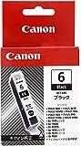 Canon 純正インクカートリッジ BCI-6 ブラック BCI-6BK