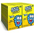 Jolly Rancher Singles To Go Powdered Drink Mix, Blue Raspberry, 12 Boxes with 6 Packets Each - 72 Total Servings, Sugar-Free