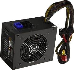 サイズ 80PLUSブロンズ取得ショートタイプATX電源 剛短3プラグイン600W  SPGT3-600P