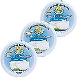 Citrus Magic Solid Air Freshener Pure Linen, Pack of 3, 8-Ounces Each