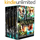 The Water Dragons Box Set: Books 1 - 4 (Complete)