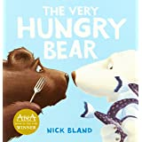 Very Hungry Bear Board Book