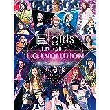 E-girls LIVE 2017 〜E.G.EVOLUTION〜(Blu-ray Disc3枚組)
