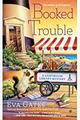 Booked for Trouble (A Lighthouse Library Mystery Book 2) Kindle Edition