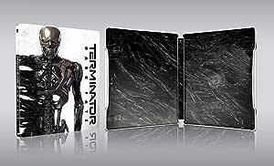 【Amazon.co.jp限定】ターミネーター:ニュー・フェイト ブルーレイ版スチールブック仕様 [Blu-ray]