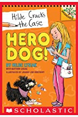 Hero Dog!: A Branches Book (Hilde Cracks the Case #1) Kindle Edition