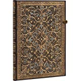 The Queen's Binding, Restoration, Ultra, Lined: Hardcover, 120 gsm, ribbon marker, pouch, clasp closure, book edge printing