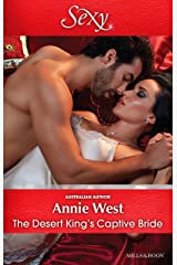 The Desert King's Captive Bride (Wedlocked! Book 85) Kindle Edition