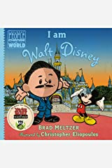 I am Walt Disney (Ordinary People Change the World) Kindle Edition