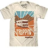 Tee Luv Winnebago RV Shirt - Winnebago Trippin' 70s Graphic Tee Shirt