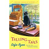Telling Tails: A Second Chance Cat Mystery: 4