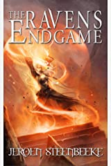 The Raven's Endgame (Hunter in the Dark Book 2) Kindle Edition