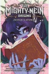 Critical Role: Mighty Nein Origins--Jester Kindle Edition
