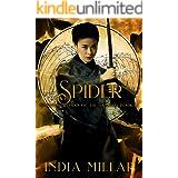 Spider: A Japanese Historical Fiction Novel (Warrior Woman of the Samurai Book 4)