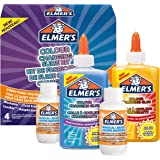 Elmer's Colour Changing Slime Kit | Slime Supplies Include Colour Changing Glue | with Magical Liquid Slime Activator | Activ