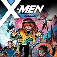 X-Men Blue (2017-) (Collections) (5 Book Series)