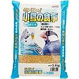 NPF ナチュラルペットフーズ エクセルおいしい小鳥の食事 皮むき 3.8kg