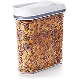 OXO Good Grips POP Medium Cereal Dispenser (3.4 Qt), Clear (11114000)