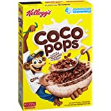 Kellogg's Coco Pops, Breakfast Cereal, 255g