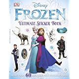 Disney Frozen: Ultimate Sticker Book: More Than 60 Reusable Full-Color Stickers
