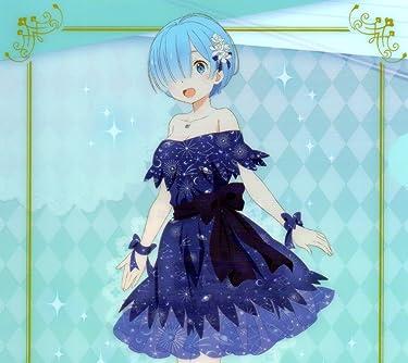 Re:ゼロから始める異世界生活  iPhone/Androidスマホ壁紙(960×854)-1 - レム ドレス