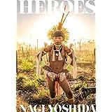 HEROES(初回限定版) ヨシダナギBEST作品集(ライツ社)