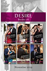 Desire Box Set 1-6/Hot Holiday Rancher/Second Chance Temptation/Rancher's Wild Secret/One Night, Two Secrets/A Christmas Ren Kindle Edition