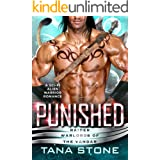 Punished: A Sci-Fi Alien Warrior Romance (Raider Warlords of the Vandar Book 5)