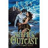 Steph's Outcast: A SciFi Alien Romance (Icehome Book 14)