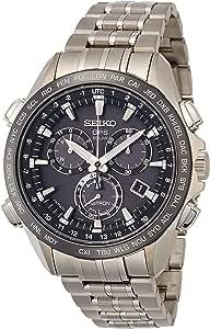 [セイコー]SEIKO 腕時計 ASTRON アストロン第2世代  チタン ソーラーGPS衛星電波修正 サファイアガラス スーパークリア コーティング 日常生活用強化防水 (10気圧) SBXB003 メンズ