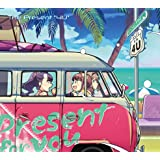 "The Present ""4U"" <初回限定盤(CD +オリジナルピックストラップ)>"