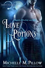 Love Potions (Warlocks MacGregor Book 1) Kindle Edition