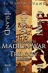 The Complete Madion War Trilogy Kindle Edition