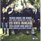 Les Vents Francaise-French Music for Winds