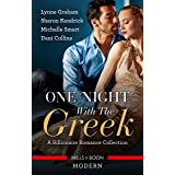 One Night With The Greek - A Billionaire Romance Collection/The Greek Demands His Heir/Carrying the Greek's Heir/The Greek's
