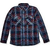 Volcom Men's Bower Button Up Polar Fleece
