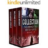 Jasmine Steele Mystery Series Collection Books 1-3 (The Jasmine Steele Series)