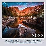 2022 National Parks Wall Calendar – Premium 12 x 12-inch Monthly Nature Calendar – January to December 2022 – A Celebration o