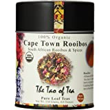 (1) - The Tao of Tea, Cape Town Rooibos Tea, Loose Leaf, 120ml Tin