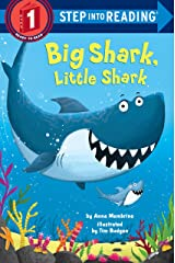 Big Shark, Little Shark (Step into Reading) Kindle Edition