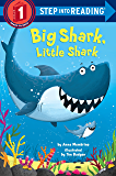 Big Shark, Little Shark (Step into Reading) (English Edition)