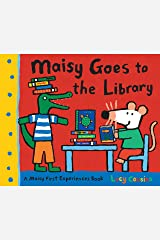 Maisy Goes to the Library: A Maisy First Experience Book Kindle Edition