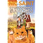 The Mysteries of Max: Books 31-33 (The Mysteries of Max Box Sets Book 11)