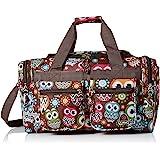 "Rockland 19"" Tote Bag, Owl (Multi) - PTB419-OWL"