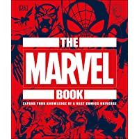 The Marvel Book: Expand Your Knowledge Of A Vast Comics Univ…