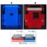ニンテンドーゲームキューブ専用 メモリーカード59 クリアブルー&レッド
